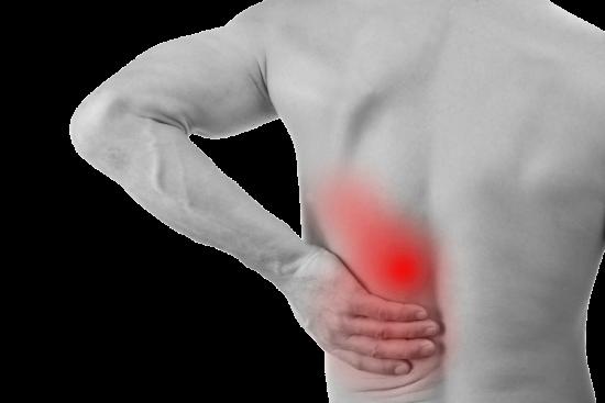 Bolečina v hrbtu