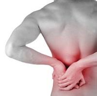 Bolečina v ledvenem delu