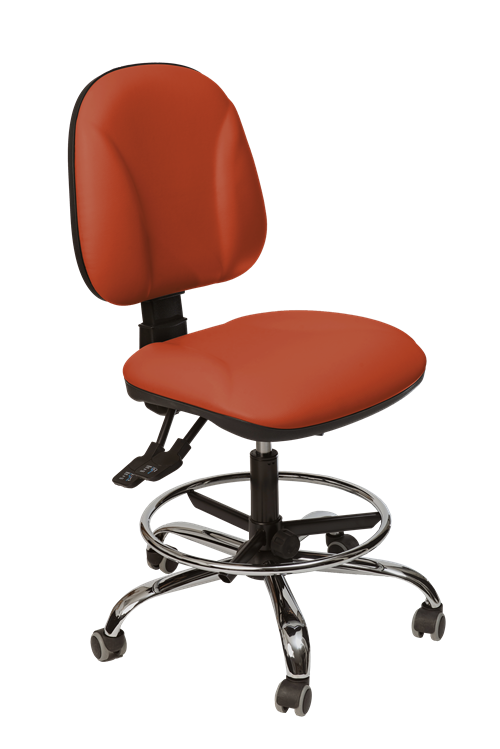 Stol SonoErgo Premium red